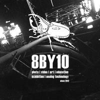 Логотип Проект «8BY10» / Тюмень