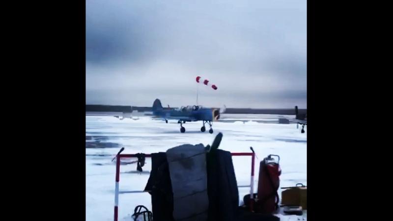 Северка, полёт на як-52 🛫❤️