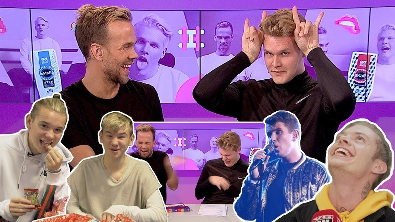 PANELET 119 Ex on the Beach unnskyldning Idol favoritt og Marcus og Martinus