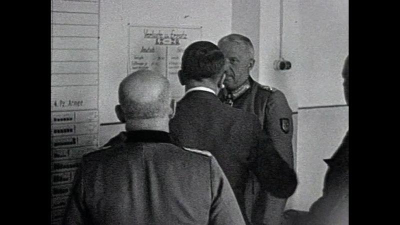 Генералы Гитлера Манштейн ЛИВНЫ Документальное кино