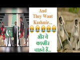 And they want Kashmir