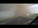 Extreme up-close video of tornado near Wray, CO!_x264