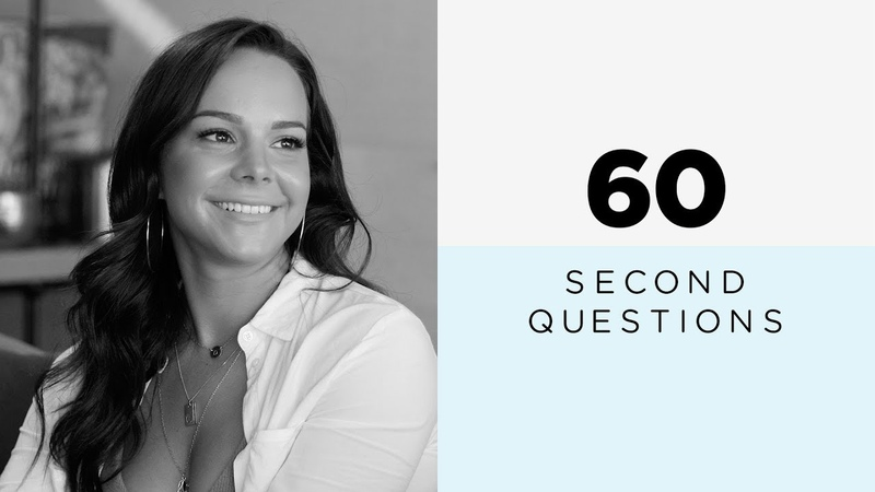 60 Second Questions with Dena Amy
