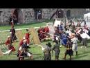 Битва за крепость Корела Приозерск реконструкция