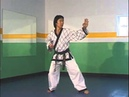 Tang soo do black belt form 3