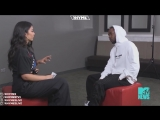 Kendrick Lamar о клипе Humble и концепции альбома DAMN.