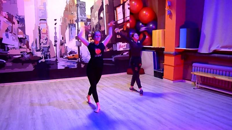 LERA T. NASTYA   JAZZ FUNK (Level.1)   Brian Friedman Choreography