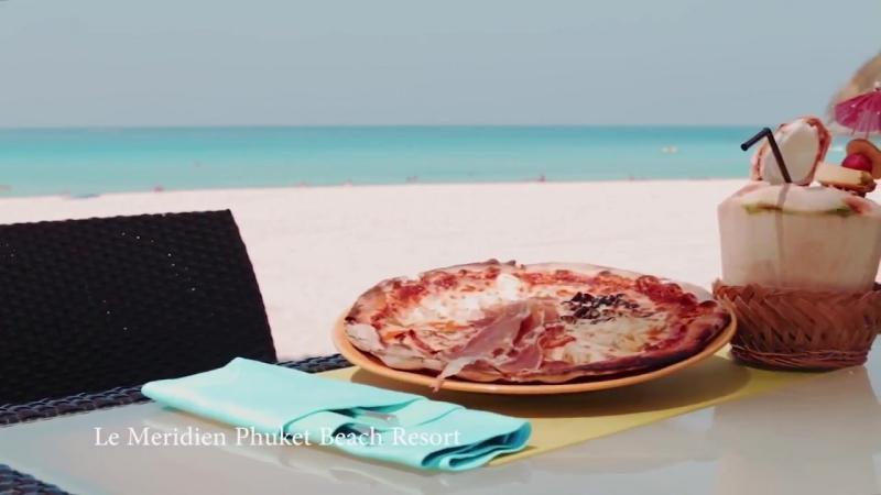 Обзор отеля Le Meridien Phuket Beach Resort - Пхукет, Таиланд