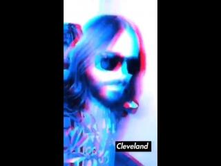 16.06.2018 • Видеопослание Джареда | Кливленд, США