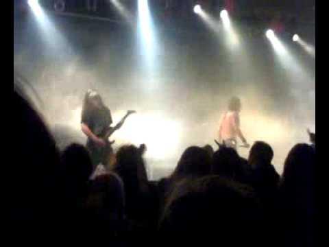 Taake @ Kings of black metal fest 2009 (1)