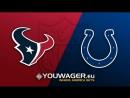 Week 04 / 30.09.2018 / HOU Texans @ IND Colts