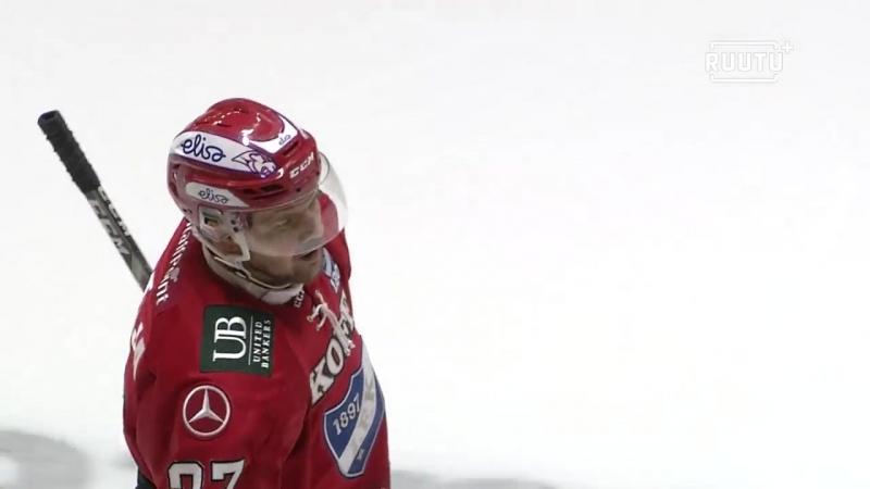 HIFK - Ilves 4:3 (Обзор матча) Финский Хоккей╞╬═╡Suomen Jääkiekko