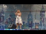 Анастасия Шедогубова - авторская песня «Город мой»