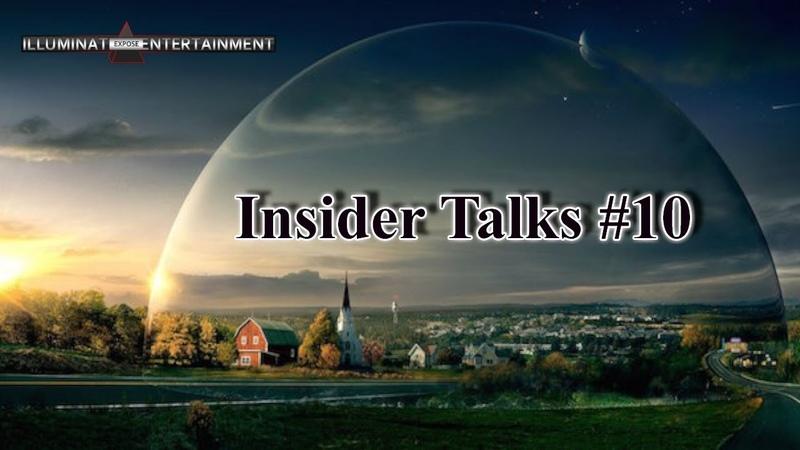 ►Insider Talks 10: КРУГОМ ОБМАН. КАК ДАЛЬШЕ ЖИТЬ ПОД КУПОЛОМ? 🔥🔞
