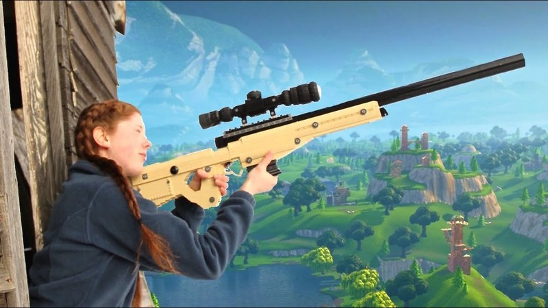 LEGO Fortnite Bolt-Action Sniper Rifle