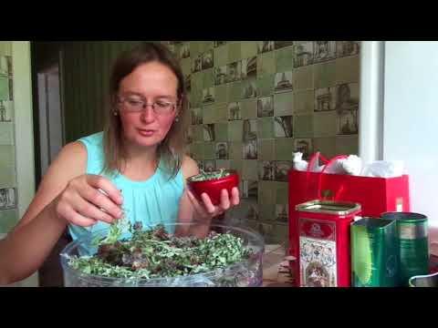 асмр от Лёли - травки сушёные