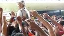 Tardelli chegando em Belo Horizonte!