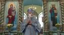 Проповедь епископа Максима в Престольный праздник храма Рождества Пресвятой Богородицы