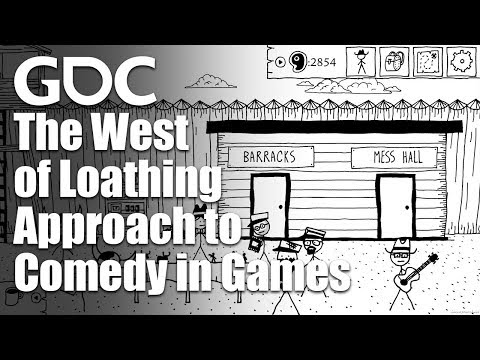 Theres Goofs in Them Thar Hills The West of Loathing Approach to Comedy in Games