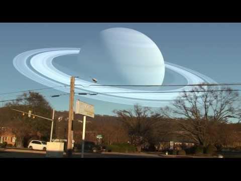 Ayın Yerinde Diğer Gezegenler Olsaydı Dünyadan Nasıl Gözükürdü