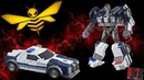 Transformers Energon Ignitiers Nitro Series BARRICADE