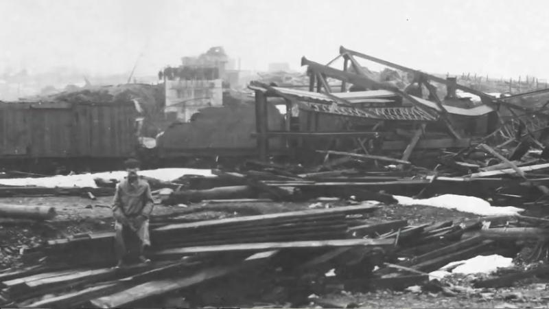 The 1917 Halifax Explosion (in brief) 2