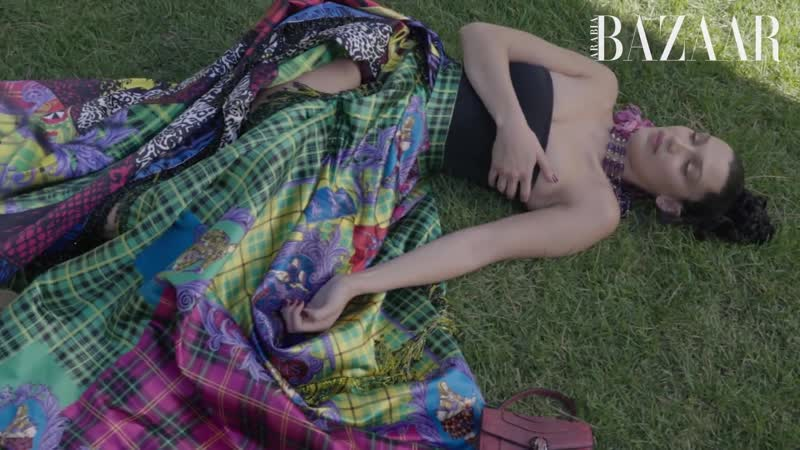 Белла Хадид для журнала «Harper's Bazaar» Арабия (2018)