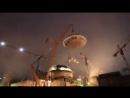 Установка на штатное место купола второго энергоблока Белорусской АЭС