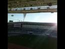 Стадион Динамо в воскресенье