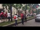 Улицы Петербурга наводнены египетскими болельщиками