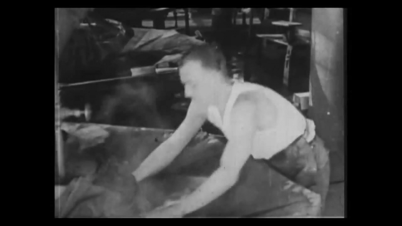 Making a Stetson Birth of a Hat Рождение шляпы в заводе Стетсона 1925