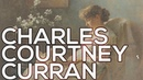 Charles Courtney Curran A collection of 187 paintings HD