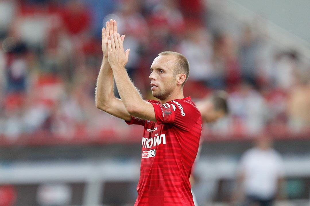 Денис Глушаков: Нам было тяжело играть даже после удалений у «Анжи»