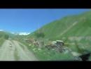 Истоки реки Терек, ущелье Трусо, Грузия