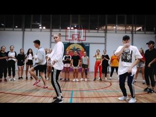 Leila Bagirova - Hip-Hop | EXTRA Прокач CAMP 2018