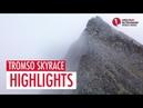 TROMSO SKYRACE 2018 - HIGHLIGHTS / SWS18 - Skyrunning