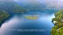 дикийДИКИЙюГ Озеро Рица Аэросъемка 2018 Абхазия Голубое озеро Гегский водопад отзывы 4K MW I