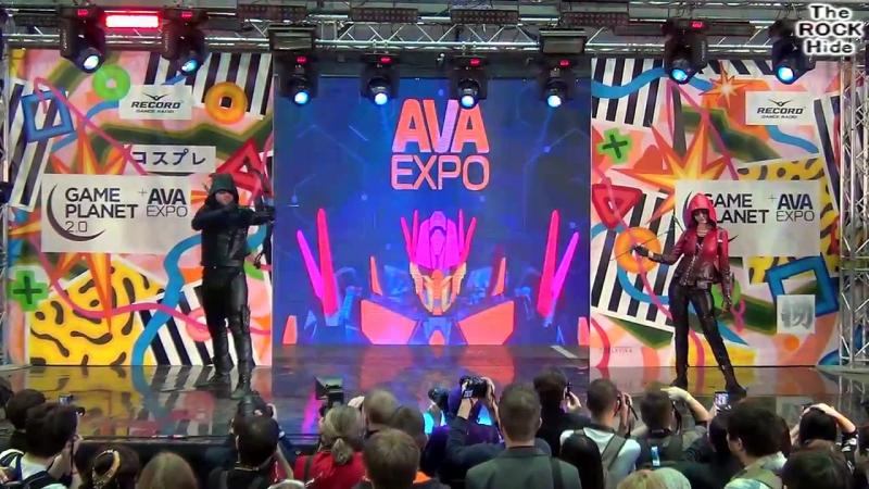 Ava Expo 2017 Arrow Ееее Сидаб смотреть онлайн без регистрации