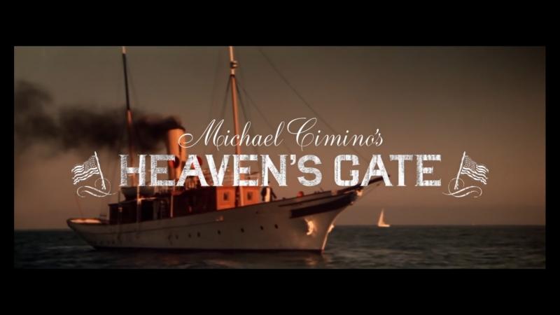 Врата Рая   Heaven's Gate (1980) Park Circus's Трейлер