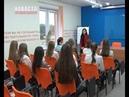 Телеведущие и журналисты НКТВ провели на для детей мастер класс по тележурналистике