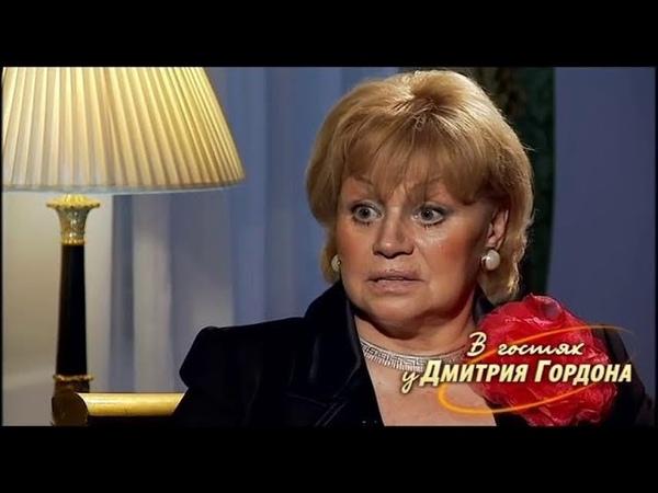 Егорова: С Ширвиндтом мы сейчас при встрече здороваемся, он поцеловаться со мной пытается