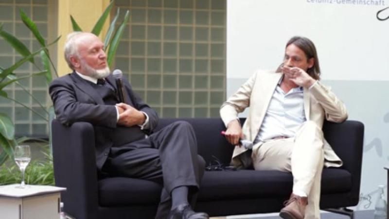 Leibniz debattiert 1 2015 Hans-Werner Sinn Richard David Precht.mp4