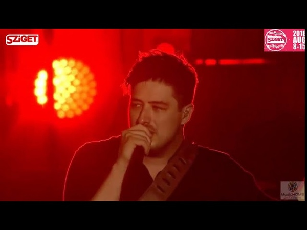 Mumford Sons - Woman (New Debut Song) - [Sziget Festival 2018] Live