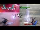 Devil May Cry 5 vs Devil May Cry 4 Nero's Skills Comparison | DMC 5 VS DMC 4