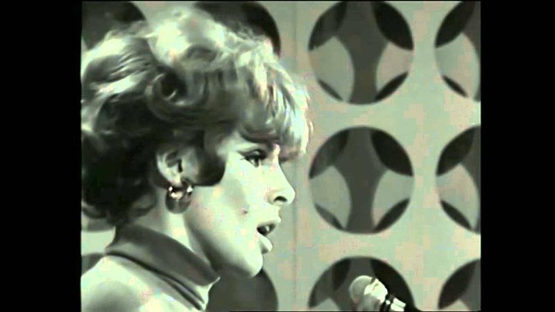 Ornella Vanoni - La musica è finita (Sanremo 1967)