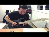 Emotional Melodic Rock Guitar Solo