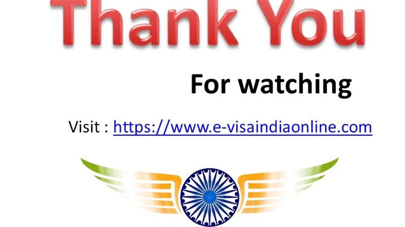 Apply e-Visa In India | e-Business Visa | e-Medical Visa for India