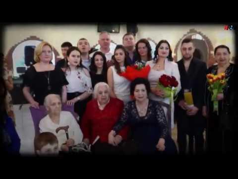Юбилей 90 лет в ресторане Город Ветров RAM