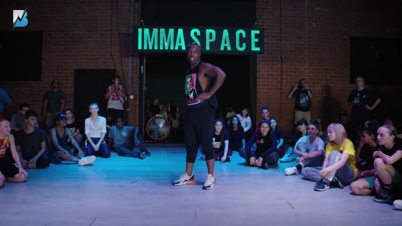 CHRIS BROWN - Gimme That ¦ Willdabeast Choreography ¦ IMMASPACE Class