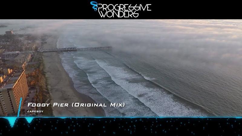 Japeboy - Foggy Pier (Original Mix) [Music Video] [Sunrise Digital]